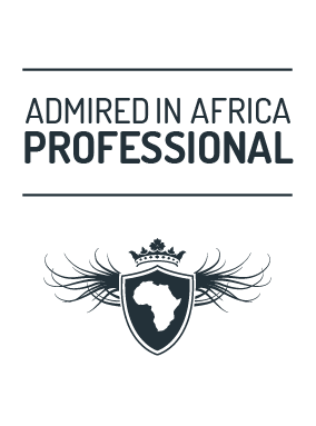 Admired in Africa