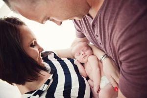 Newborn Family Shoot