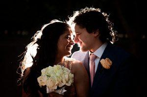 multi-cultural wedding photoshoot