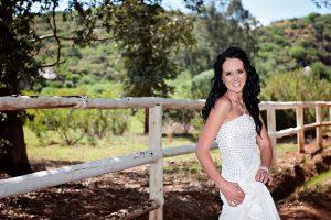 farm style wedding photoshoot