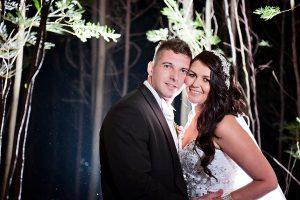 nightspot wedding photography ideas
